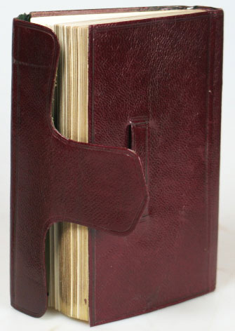 The Gentleman's Pocket Daily Companion, Containing an Almanack Annexed to Ruled Pages for Appointments, Cash Account, and a Variety of Useful Information for 1862. POCKET DIARY.