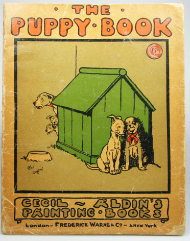 The Puppy Book. Cecil ALDIN.