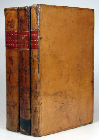 Reports of Cases Argued and Determined in the High Court of Chancery, During the Time of Lord Chancellor Eldon. 1812-1814. 52-55 Geo. 3. Francis VESEY, John BEAMES.