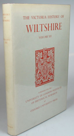 The Victoria History of Wiltshire. Volume XII. Ramsbury Hundred. Selkley Hundred. The Borough of Marlborough. D. A. CROWLEY.