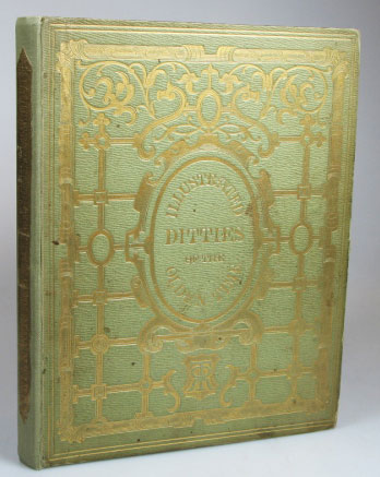Illustrated Ditties of the Olden Time. R. FOLTHORP, Publisher.