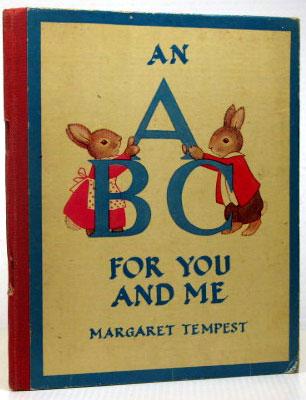 An ABC for You and Me. Margaret TEMPEST.