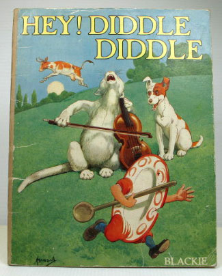 Hey! Diddle Diddle, and other Nursery Rhymes. Illustrated by John Hassall. John HASSALL.