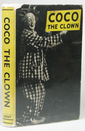 Coco the Clown. By himself. Nicholai POLIAKOFF.