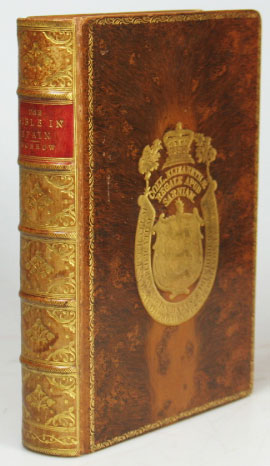 The Bible in Spain, or, the Journeys, Adventures, and Imprisonments of an Englishman, in an attempt to circulate the Scriptures in the peninsula. George BORROW.