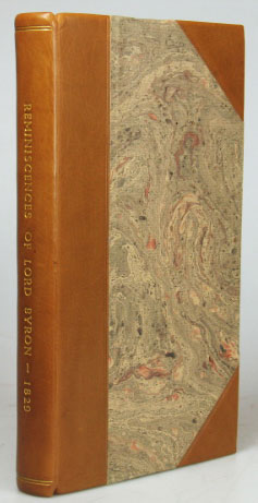 Fugitive Pieces and Reminiscences of Lord Byron: Containing an entire new edition of the Hebrew...