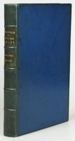 Gleanings in Buddha Fields. Studies of Hand and Soul in the Far East. Lafcadio HEARN.
