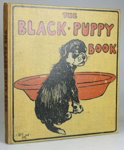 The Black Puppy Book. Cecil ALDIN.