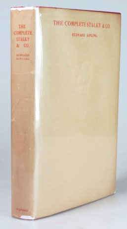 The Complete Stalky & Co. With illustrations by L. Raven-Hill. Rudyard KIPLING.
