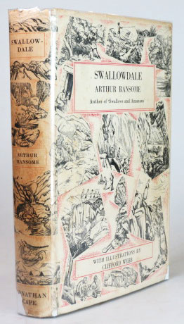 Swallowdale. With illustrations by Clifford Webb. Arthur RANSOME.