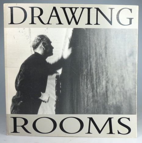 Drawing Rooms. Organized by Michael Auping. Jonathan BOROFSKY, Sol LEWITT, Richard SERRA.