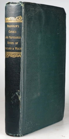 Bradshaw's Canals and Navigable Rivers of England and Wales. A Handbook of Inland Navigation for Manufacturers, Merchants, Traders, and Others: Compiled, After a Personal Survey of the Whole of the Waterways by. Henry Rodolph DE SALIS.
