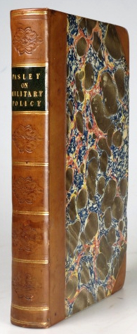 Essay on the Military Policy and Institutions of the British Empire... Part I. [All published]. C. W. PASLEY.