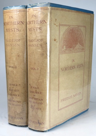 In Northern Mists. Arctic exploration in early times. Translated by Arthur G. Chater. Fridtjof NANSEN.