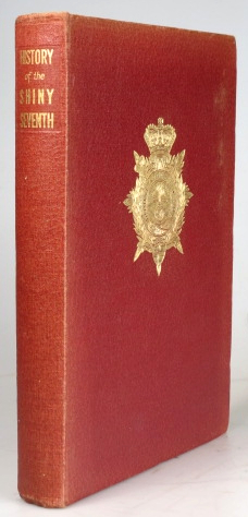 """(History of the """"Shiny Seventh""""). History of the 7th (City of London) Battalion The London Regiment. Embracing the 3rd London and the 32nd Searchlight Regiment, R.A. (7th City of London). Compiled by... With a Foreword by Brig.-Gen. the Right Hon. Viscount Hampden. C. Digby PLANCK."""