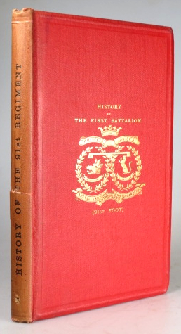 History of the 91st Princess Louise's Argyllshire Highlanders. Now the 1st Battalion Princess Louise's Argyll and Sutherland Highlanders. 1794-1894. Illustrated by Harry Payne. Lieut.-Col. Percy GROVES.