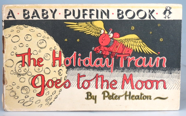 The Holiday Train Goes to the Moon. Peter HEATON.