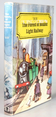The Forest of Boland Light Railway. Illustrated by Denys Watkins-Pitchford. 'BB', Denys WATKINS-PITCHFORD.