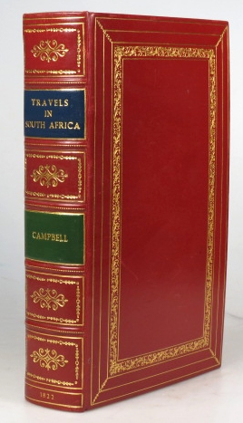 Travels in South Africa, Undertaken at the Request of the London Missionary Society; Being a Narrative of a Second Journey in the Interior of that Country.