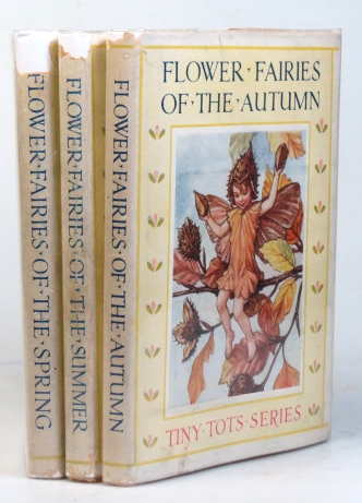 Flower Fairies of the Spring. ...of the Summer. ...of the Autumn. Cicely Mary BARKER.