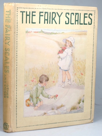 The Fairy Scales, and other stories. Illustrated by Catherina Patricchio. Catherina PATRICCHIO, Gladys SMYTHE.