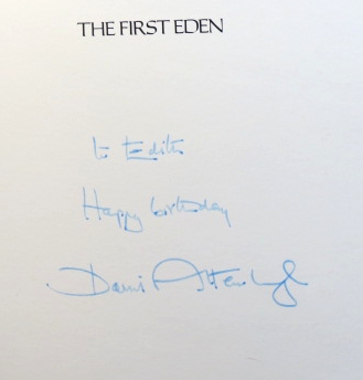 The First Eden. ATTENBOROUGH. David.