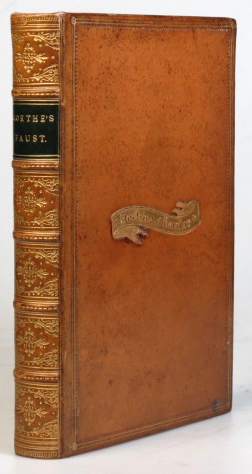 Goethe's Faust, Part I. The German text, with English notes and introductory remarks. For the use of students of modern literature. By Albert M. Selss. GOETHE, Johann Wolfgang von.