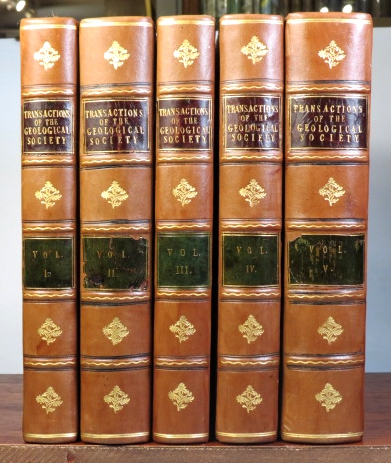 Transactions of the Geological Society. GEOLOGICAL SOCIETY.