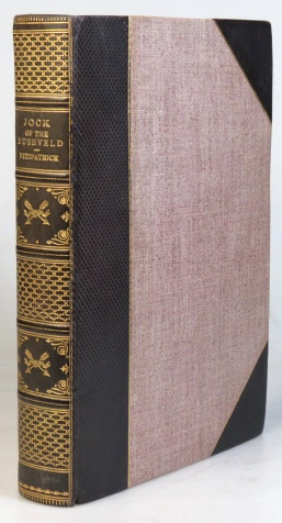 Jock of the Bushveld. Illustrated by E. Caldwell. Sir Percy FITZPATRICK.