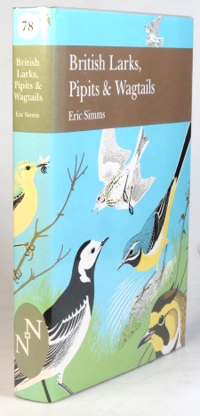 British Larks, Pipits and Wagtails. Eric SIMMS.