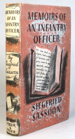 Memoirs of an Infantry Officer. With Illustrations by Barnett Freedman. Siegfried SASSOON.