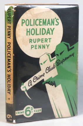 Policeman's Holiday. Rupert PENNY.