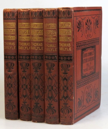 Letters and Speeches. With Elucidations by Thomas Carlyle. Oliver CROMWELL.