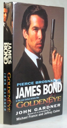 Goldeneye. Based on the screenplay by Michael France and Jeffrey Caine. John GARDNER.