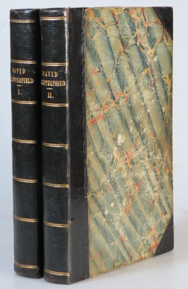 The Personal History of David Copperfield. With Illustrations by H.K. Browne. Charles DICKENS.