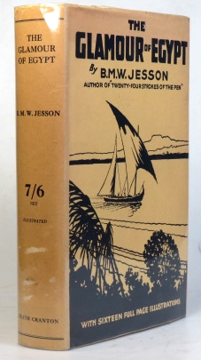 The Glamour of Egypt. B. M. W. JESSON.