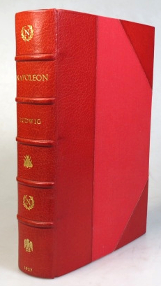 Napoleon. Translated by Eden and Cedar Paul. Emil LUDWIG.