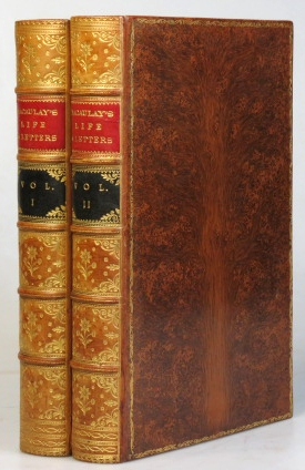 The Life and Letters of... By his Nephew the Right Hon. George Otto Trevelyan. Lord MACAULAY.