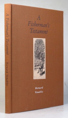 A Fisherman's Testamant. With Drawings by the Author. Bernard VENABLES.