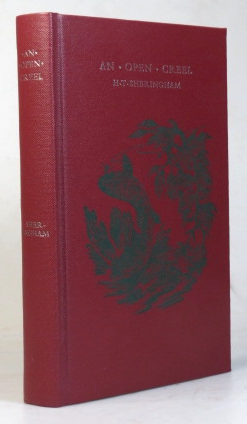 An Open Creel. Illustrated by Paul Cook. H. T. SHERINGHAM.