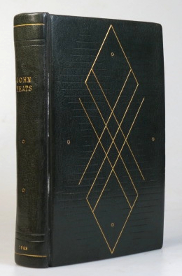 The Poetical Works of... Edited with an Introduction and Textual Notes by H. Buxton Forman. John KEATS.