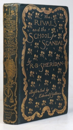 The School for Scandal and The Rivals. Richard Brinsley SHERIDAN.