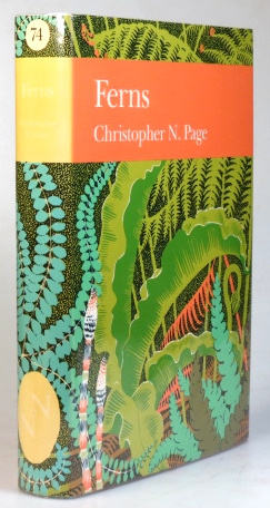 Ferns. Their Habitats in the British and Irish Landscapes. Christopher N. PAGE.