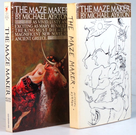 The Maze Maker. Michael AYRTON.