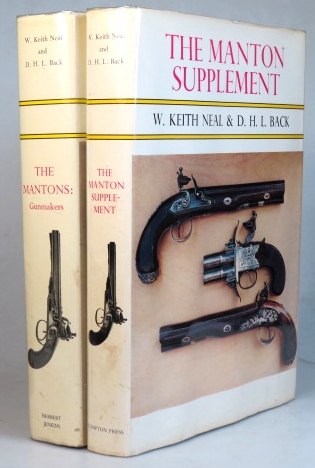 The Mantons: Gunmakers. [with] A Supplement. W. Keith NEAL, D. H. L. BACK.