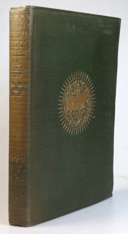 Bengal Fairy Tales. With Illustrations by Abanindranath Tagore. F. B. BRADLEY-BIRT.
