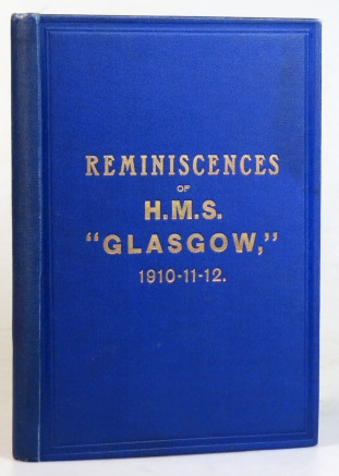 "Reminiscences of H.M.S. ""Glasgow's"" First Commission. Wm. FERGUSON, H. LANE."