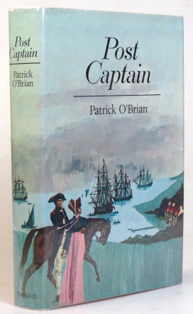 Post Captain. Patrick O'BRIAN.