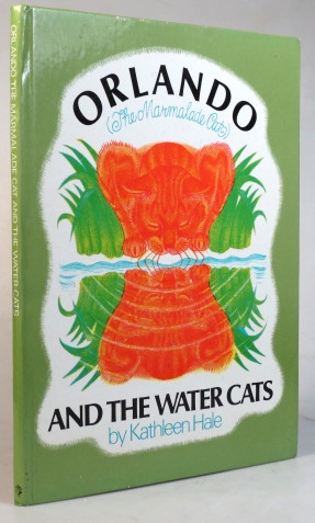 Orlando (The Marmalade Cat) and the Water Cats. Kathleen HALE.