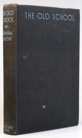 The Old School. Essays by Divers Hands. Graham GREENE.